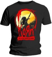 Korn Unisex Tee Stage Black