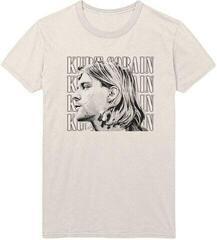 Kurt Cobain Unisex Tee Contrast Profile S