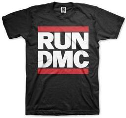 Run DMC Logo Black