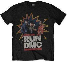 Run DMC Unisex Tee POW Black