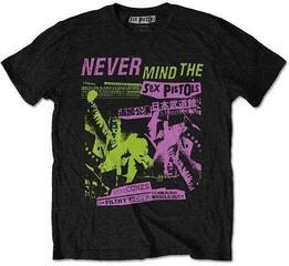 Sex Pistols Unisex Tee Japanese Poster M