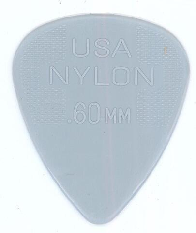 Dunlop 44R 0.60 Nylon Standard