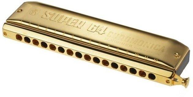 Hohner Super 64 Gold