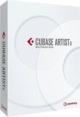 Steinberg Cubase Artist 8