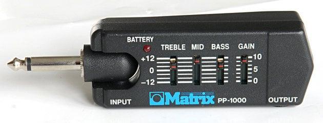 Matrix PP-1000