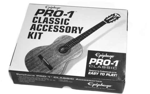 Epiphone Accessory PRO Nylon Kit