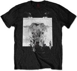 Slipknot Unisex Tee Devil Single Black & White (Back Print) L