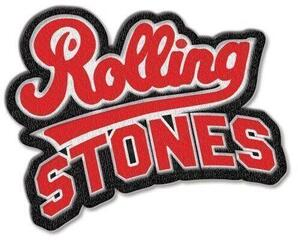 Rock Off The Rolling Stones Standard Patch Team Logo with Iron On Finish