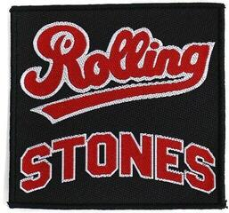 Rock Off The Rolling Stones Standard Patch Team Logo