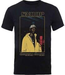 Snoop Dogg Unisex Tee Microphone Black