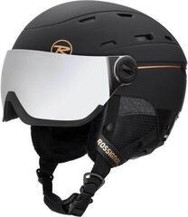 Rossignol Allspeed Visor Impacts W Ski Helmet Black