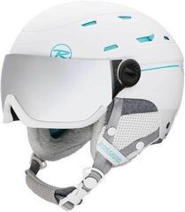 Rossignol Allspeed Visor Impacts W Ski Helmet White