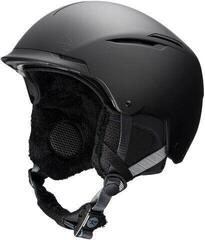 Rossignol Templar Impacts Top Ski Helmet Black