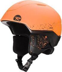 Rossignol Whoopee Impacts LED Ski Helmet Orange