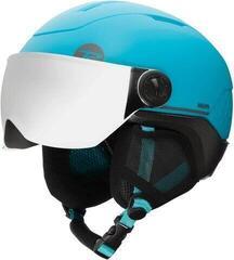 Rossignol Whoopee Visor Impacts Ski Helmet Blue/Black XS 19/20