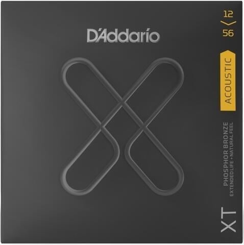 D'Addario XTAPB1256 Light Top/Medium Bottom
