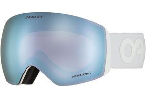 Oakley Flight Deck Factory Pilot Whiteout Prizm Sapphire Iridium 16/17