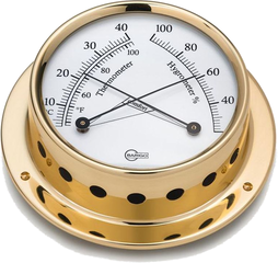 Barigo Tempo Thermomètre / Hygromètre 70mm