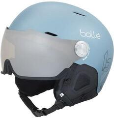Bollé Might Visor Ski Helmet Matte Storm Blue
