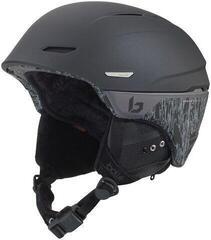 Bollé Millenium Ski Helmet Matte Black/Titanium