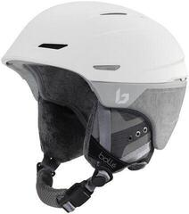Bollé Millenium Ski Helmet Matte White/Silver