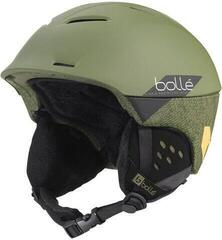 Bollé Synergy Ski Helmet Soft Khaki Slash