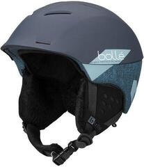 Bollé Synergy Ski Helmet Soft Navy Slash