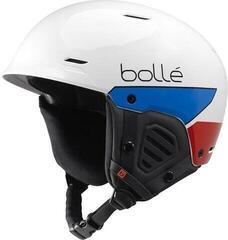 Bollé Mute Ski Helmet Shiny Race White