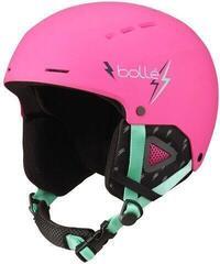 Bollé Quiz Ski Helmet Matte Pink Flash