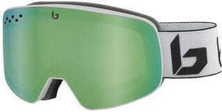 Bollé Nevada Matte White Corp Green Emerald 19/20