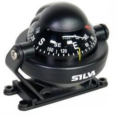 Silva 58 Compass Black