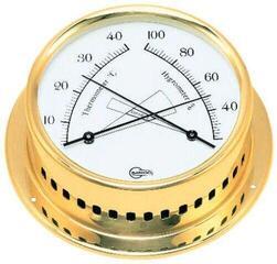 Barigo Yacht Thermometer / Hygrometer