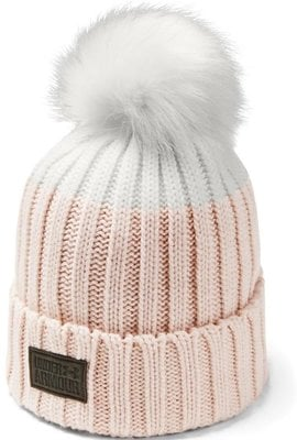 Under Armour Snowcrest Pom Beanie Pink
