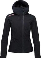 Rossignol Cardan Womens Ski Jacket Black M