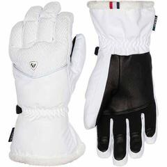 Rossignol Romy Womens Ski Gloves White