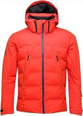Rossignol Depart Mens Ski Jacket Lava Orange