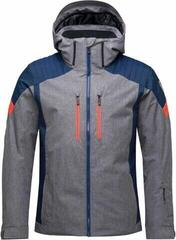 Rossignol Heather Mens Ski Jacket Heather Grey