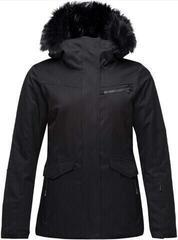 Rossignol Parka Womens Ski Jacket Black