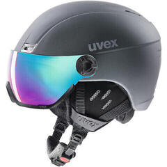 UVEX Hlmt 400 Visor Style Titanium Mat 58-61 cm 20/21