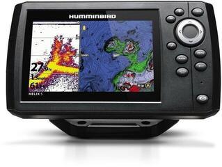 Humminbird Helix 5 Sonar GPS G2