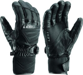 Leki Griffin Tune S BOA Mens Black