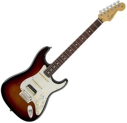 Fender American Standard Strat HSS Shawbucker RW 3-Color Sunburst