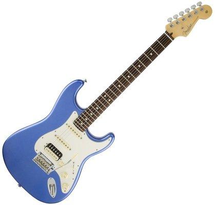 Fender American Standard Strat HSS Shaw. RW Ocean Blue Metallic