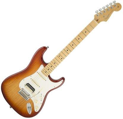 Fender American Standard Strat HSS Shawbucker MN Sienna Sunburst