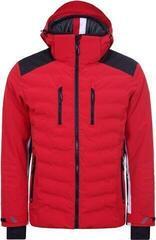 Luhta Kaamanen Mens Ski Jacket Classic Red 52