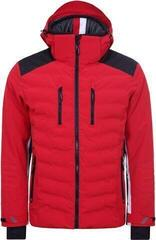 Luhta Kaamanen Mens Ski Jacket Classic red