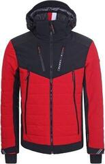 Luhta Kurhila Mens Ski Jacket Classic red