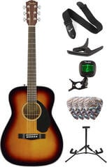 Fender CC-60S Concert WN Sunburst Deluxe SET