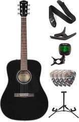 Fender CD-60 V3 Deluxe SET Black
