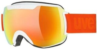 UVEX Downhill 2000 CV White Mirror Orange/CV Green 19/20